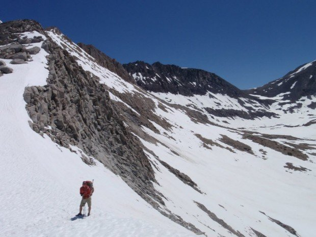 """""""Kennedy Meadows Backpacking"""""""