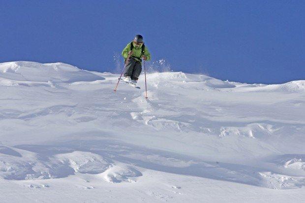 """""""Kirkwood Mountain Extreme skier"""""""