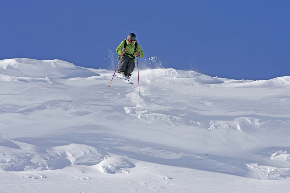 Extreme skiing kirkwood mountain resort eldorado national for Kirkwood elevation