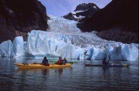 Glaciers of Balmaceda, Torres del Paine