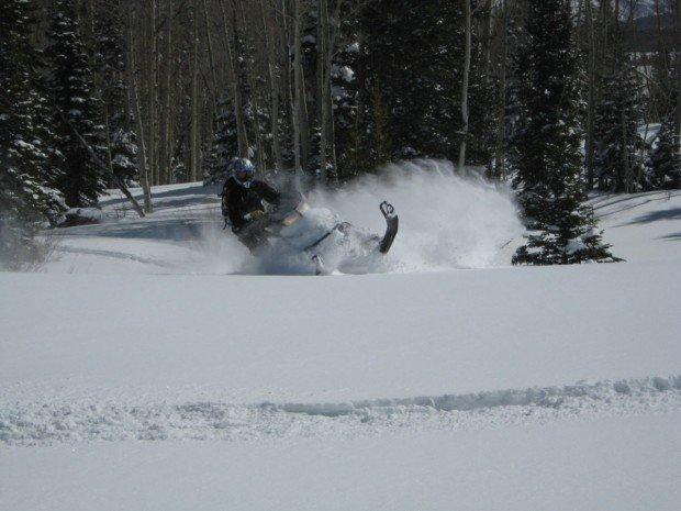 """""""Lake Alpine Snowmobile"""""""