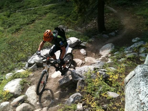 """""""Lake Tahoe Mountain Biking"""""""