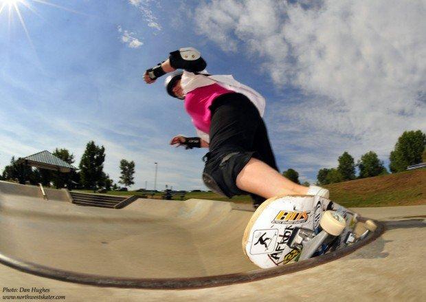"""""""Longmont Skateboarder"""""""