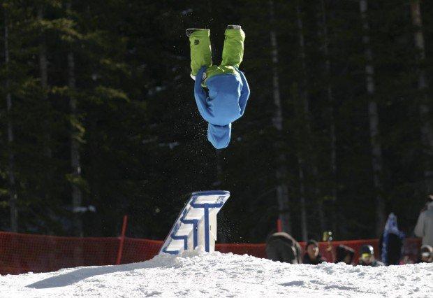 """Loveland Snowboarding"""