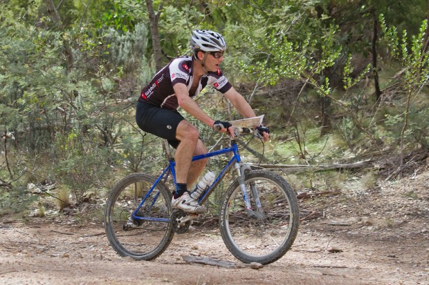 """""""MTB Boundrary Butte Trail"""""""