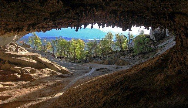 """""""MTB Cueva del Milodón Natural Monument"""""""