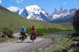National Park Route, Torres del Paine