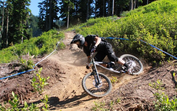 """MTB Stevens Pass Bike Park"""