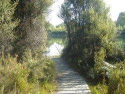Ivon Wilson Park, Te Anau