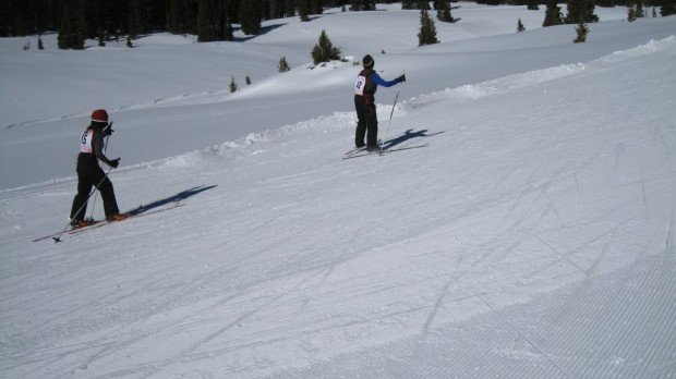 """Marshall Mesa Cross Country Skiing"""