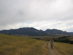 Marshall Mesa, Boulder