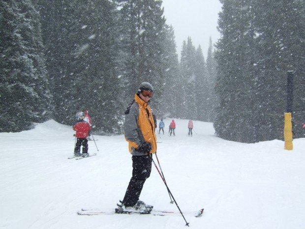"""Mary Jane Alpine Skiing"""