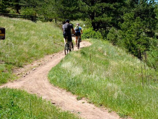 """Meyers Homestead Mountain Bikers"""