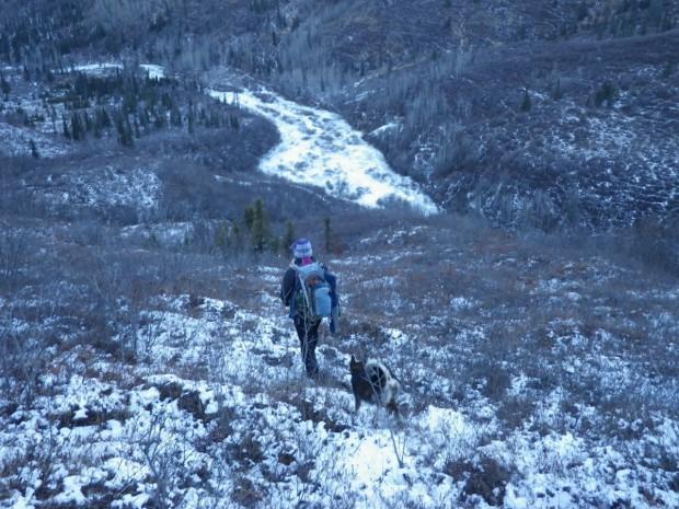 """""""Mount Eddy Backpacking"""""""