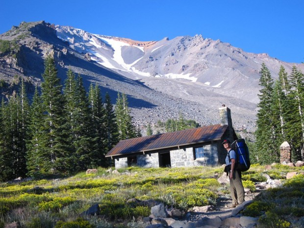 """""""Mount Shasta Backpacking"""""""