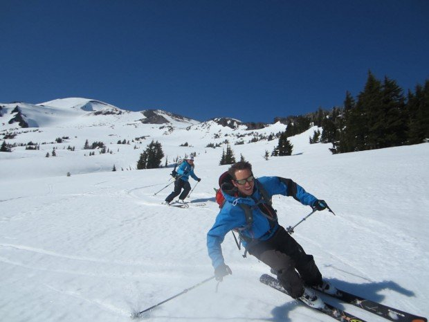 """""""Mount Shasta Mountaineering"""""""