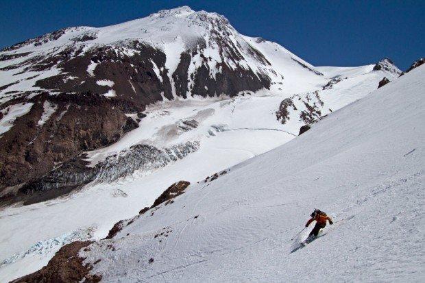"""Mount Shasta Ski Park Alpine Skiing"""