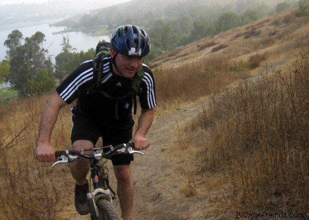 """""""Mountain Biking at Mount Baldy"""""""