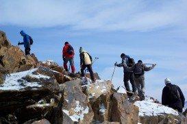 Big Jim Mountain: North Ridge, Wenatchee