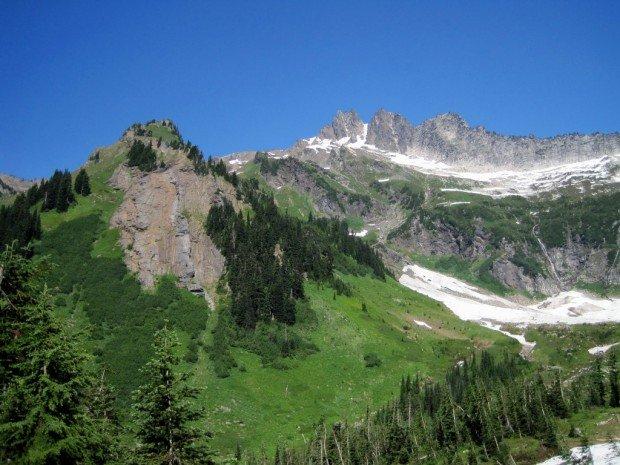 """""""Mountain Climbing Clark Mountain-Southeast Slope Climb"""""""