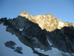 Colchuck Peak Climb, Wenatchee