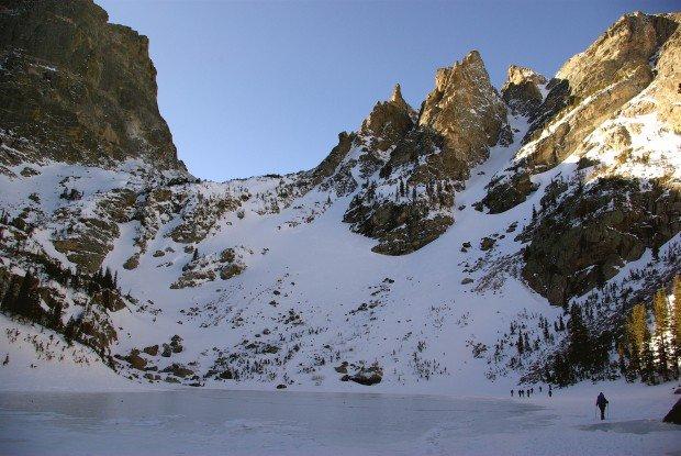 """Mountain Climbing Emerald Peak"""