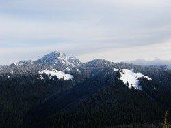 Mount Fernow Climb, Wenatchee