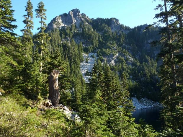 """Mountain Climbing Mount Fernow"""