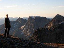 Mount Maude Climb, Wenatchee