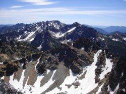 Saska Peak Climb, Wenatchee