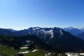 Grindstone Mountain, Wenatchee
