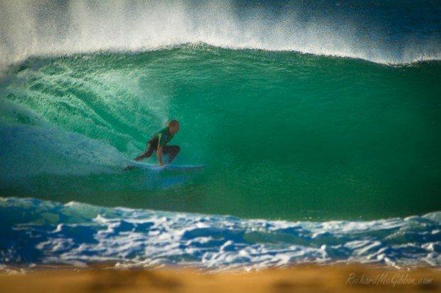 """""""Narrabeen Beach, Narrabeen Surfing"""""""