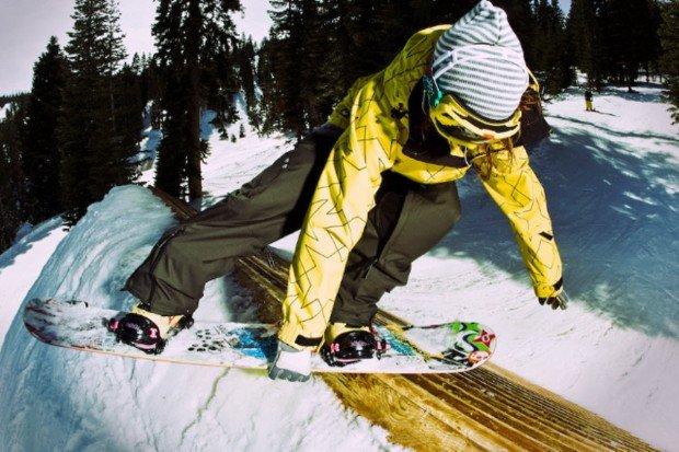 """""""Northstar Snowboarding"""""""