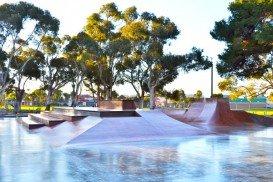 Osborne Skatepark, Adelaide