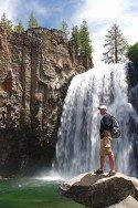 Rainbow Falls Climb, Wenatchee