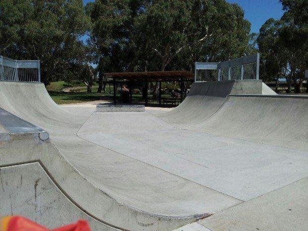 """""""Regency Park Skate-park"""""""