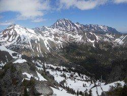 Esmeralda Peaks Climb, Wenatchee