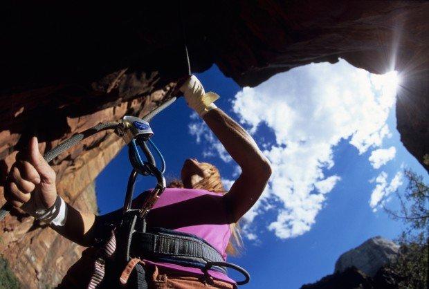"""""""Rock Climbing Shot Down in Flames Route"""""""