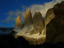 Torre Sur Climb, Torres del Paine