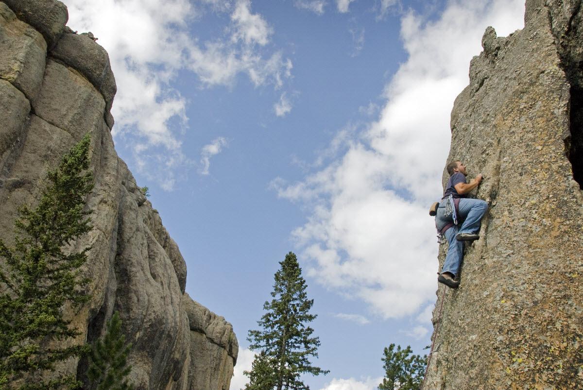 Rock Climbing Mammoth Lakes Yosemite National Park