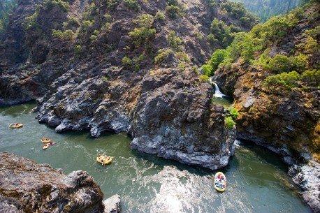 """""""Rogue River, Rafting"""""""