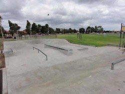Royal Park Skatepark, Adelaide