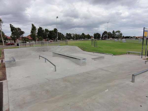 """""""Royal Park Skatepark, Adelaide"""""""