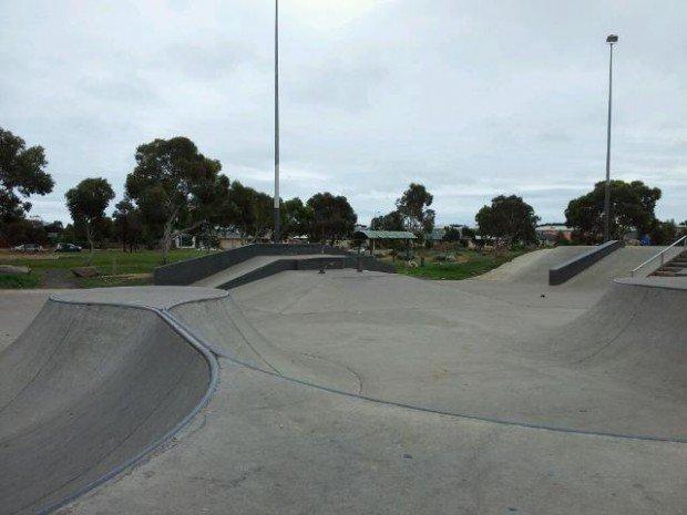 """""""Seaford Skate-Park"""""""