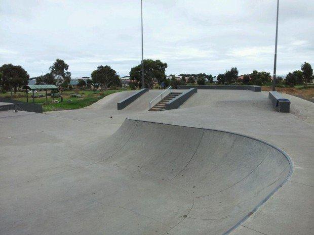 """""""Seaford Skatepark, Adelaide"""""""