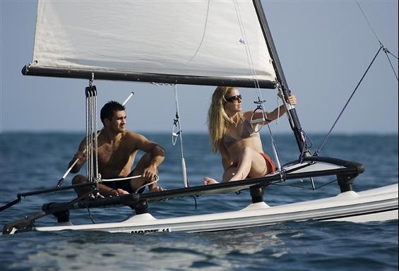 """Shanzu Beach, Mombasa Sailing"""
