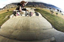 Wanaka Skatepark, South Island