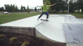 Te Anau Skatepark, Te Anau