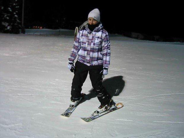 """Skiboarding"""