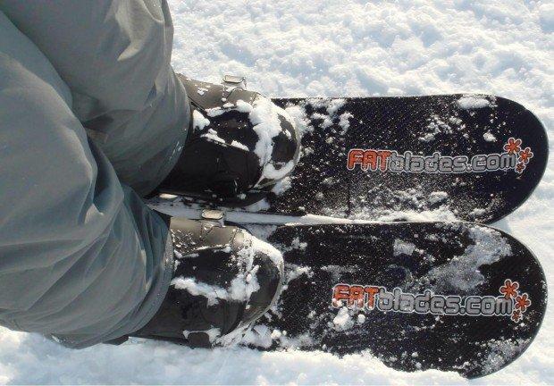"""""""Skiboarding Cerro Castor Ski Resort"""""""